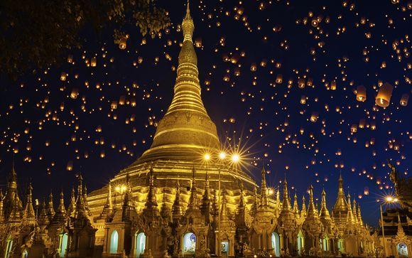 Immersion entre temples et pagodes en Classe Affaires