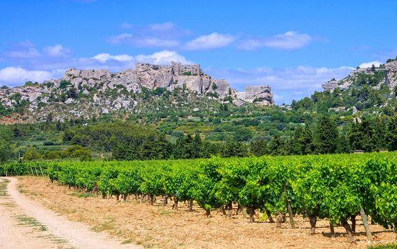 Rendez-vous... près des Baux de Provence