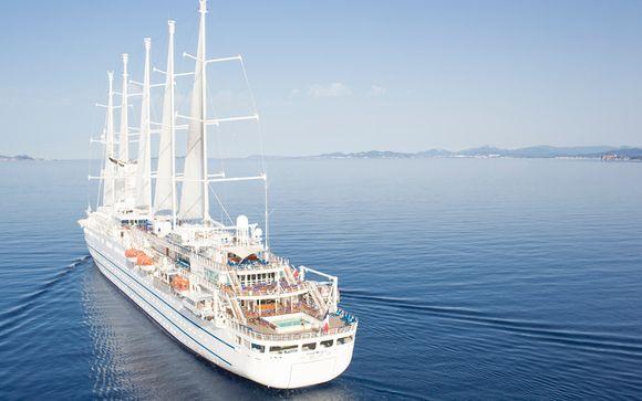 Croisière Club Med 2 - Au départ de Naples en juillet
