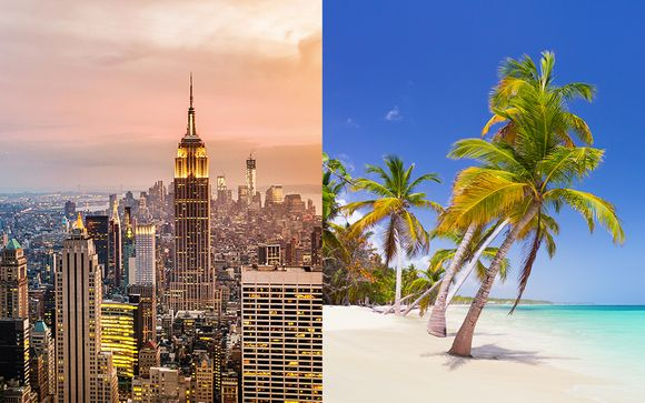 Combiné Freehand New-York 4* et Sivory Punta Cana 5*