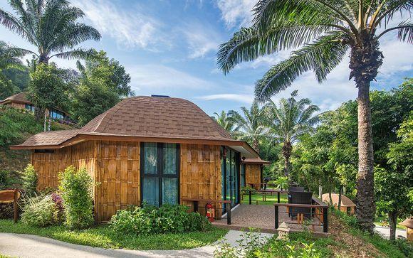 Poussez les portes de l'hôtel Aonang Fiore Resort Krabi 4*