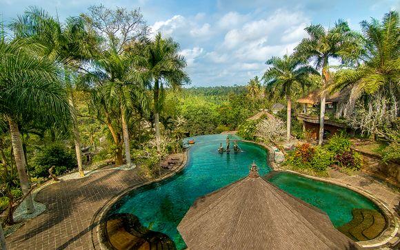 Combiné 5* : The Payogan Villas Resort & Spa et Melia Bali