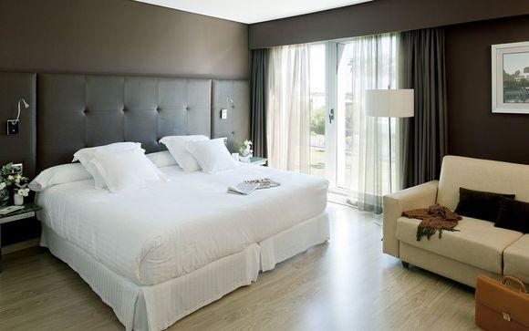 Poussez les portes de l'hôtel Barcelo Sevilla Renacimiento 5* à Séville