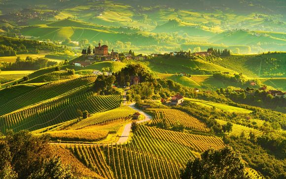 Envie de découvrir les charmes du Piémont ?