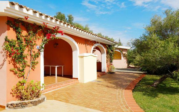 Poussez les portes du Villaggio Alba Dorata 4*