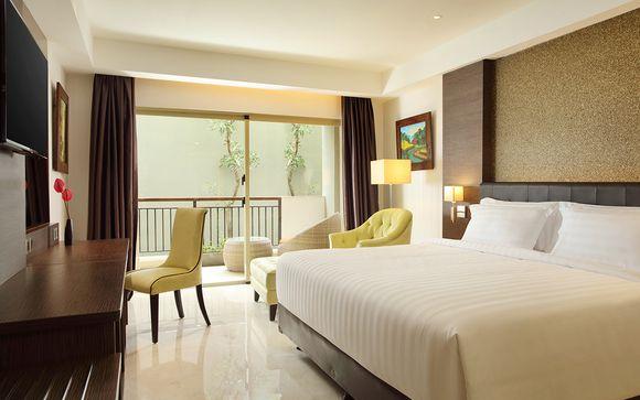 Poussez les portes de vos hôtels Sthala Ubud 5* et Royal Beach Seminyak 5*
