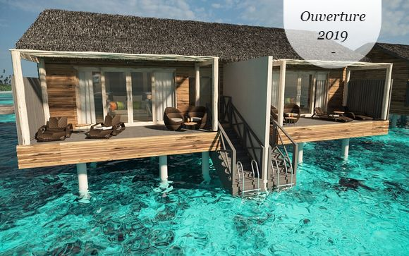 H�tel You & Me by Cocoon Maldives 5* - Adult Only