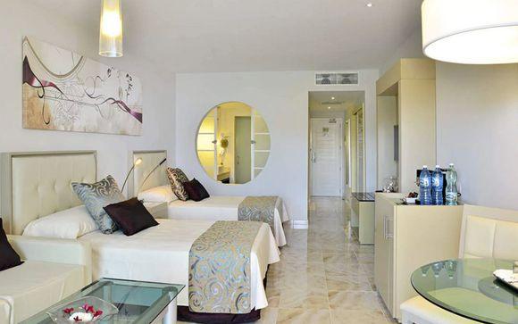 Poussez les portes de votre Hôtel Paradisus Varadero 5*