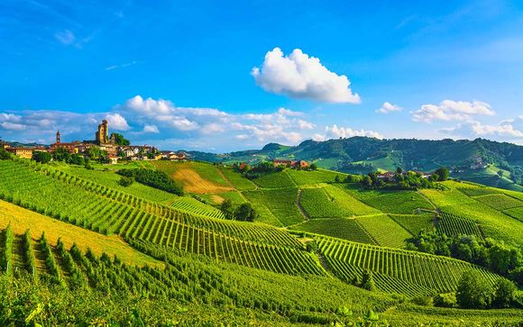 Tour Piémont - Ligurie - Toscane