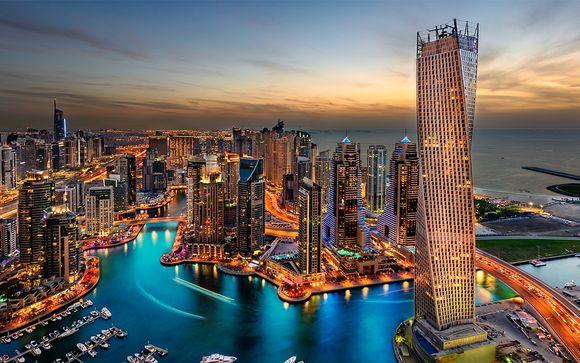 Rendez-vous... à Dubaï et à l'Ile Maurice