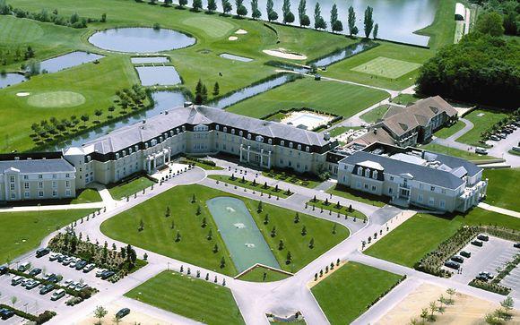 France Chantilly - Hôtel Dolce Chantilly 4* à partir de 59,00 € (59.00 EUR€)