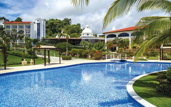 Poussez les portes de l'hôtel Kappa Club Dreams Delight Playa Bonité Panama 5*