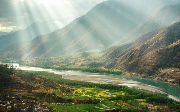 Circuit paysages de Chine avec croisière sur le Yangzi Jiang