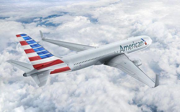 Offrez-vous le luxe de la classe Affaires avec American Airlines