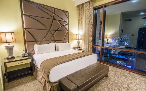 Poussez les portes de l'hôtel Eurostars Hotel Panama City 5*