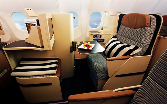 La compagne Etihad Airways