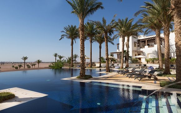 Hôtel Ancient Sands 5* et/ou combiné-croisière Rêverie du Nil