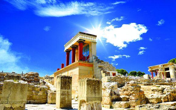 Zoom sur votre programme  Circuit Santorin - Mykonos - Crète (14 jours/13 nuits)