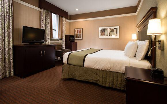 Poussez les portes de l'hôtel NY CASA 46 Hotel à New York