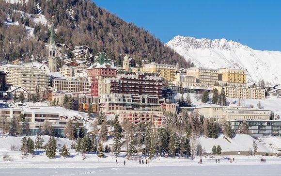 Rendez-vous... à St Moritz