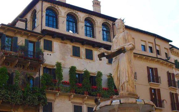Poussez les portes de Truly Verona