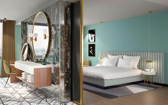 Poussez les portes de l'hôtel Sofia 5*
