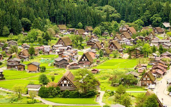 Tour Traversée du Japon en 10 ou 12 nuits