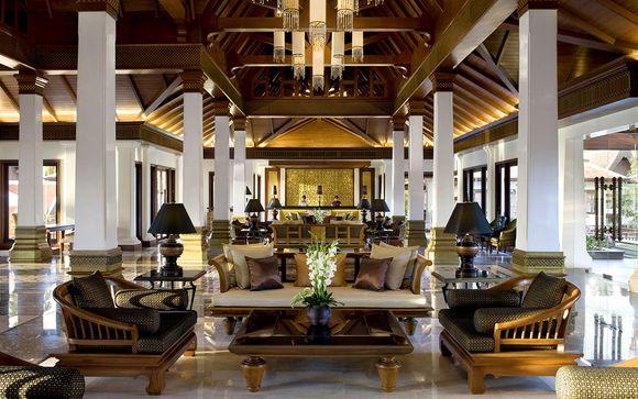 Poussez les portes de l'hôtel JW Marriott Khao Lak 5*