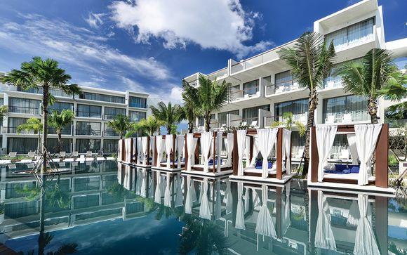 Hôtel Dream Phuket 5* et pré-extension possible à Bangkok