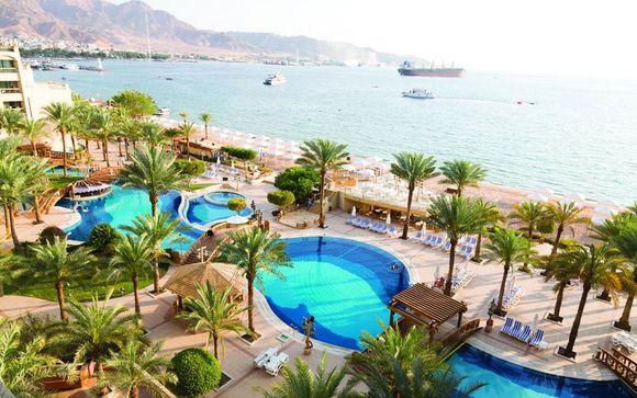 Votre extension à l'Intercontinental 5* à Aqaba