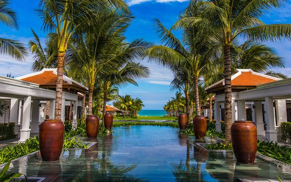 Votre extension à l'hôtel The Anam Resort 5* ou similaire