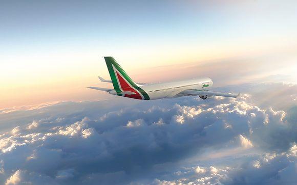 Offrez-vous un vol avec Alitalia