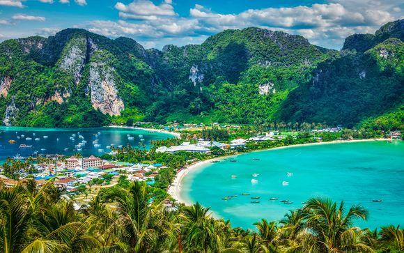 Hôtel Dewa Phuket 5*, Holiday Inn 4* et Le Menara 5*