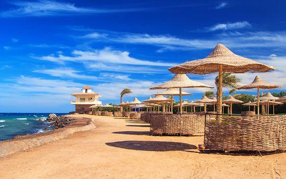 Movenpick Resort Soma Bay 5* et combiné croisière Rêverie du Nil