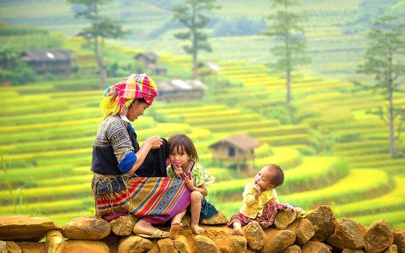Circuit privatif Les incontournables du Vietnam et plage