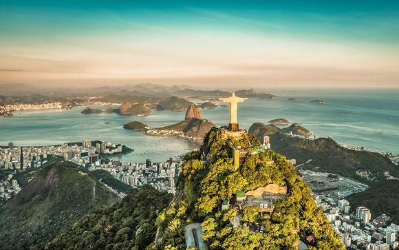 Rendez-vous... à Mascate, Agra, Hanoï, Las Vegas et Rio de Janeiro