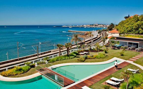Hôtel Intercontinental Cascais Estoril 5*