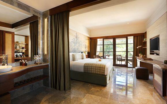 Poussez les portes de l'hôtel Adiwana Resort Jembawan 4*