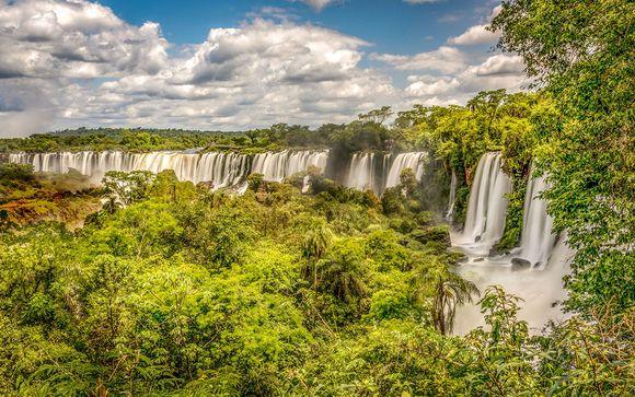 Zoom sur votre programme avec variante à Iguazu