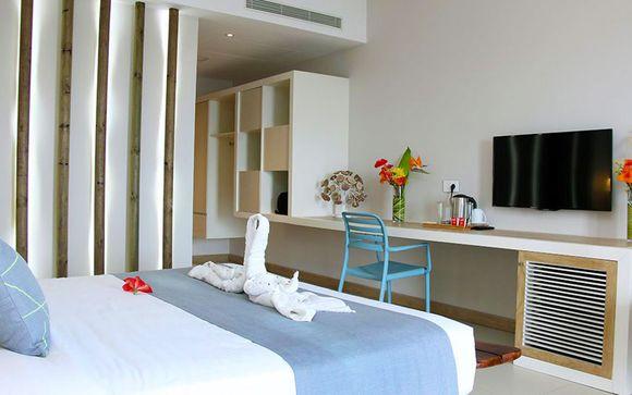 Poussez les portes de l'hôtel Anelia Resort & Spa 4* à l'Île Maurice