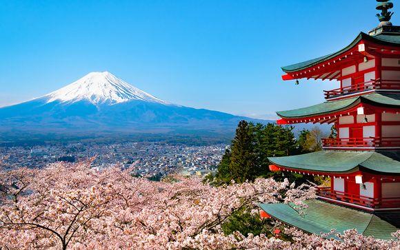 Combiné 3* ou 4* Tokyo et Kyoto en 6, 8 ou 10 nuits