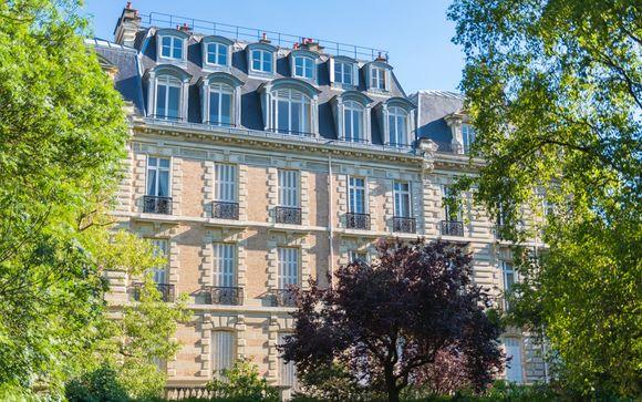 Hôtel Étoile Saint Ferdinand 4*