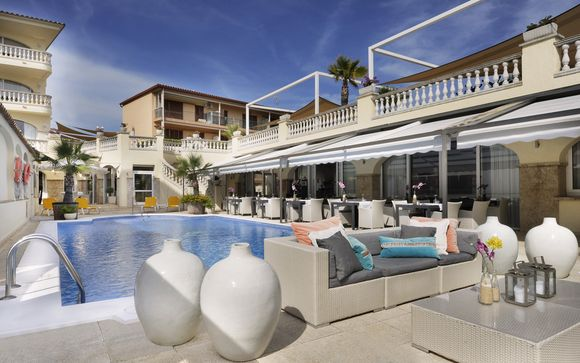 Hotel Van der Valk Barcarola 4*