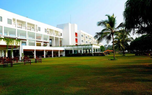 Votre extension à l'hôtel Citrus Waskaduwa 5*