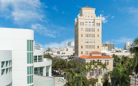 Poussez les portes de votre extension possible à Miami