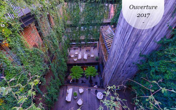 Oasis design près d'Oxford Street