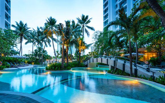Zoom sur votre pré-extension à à Bangkok (si vous choisissez l'offre 2)