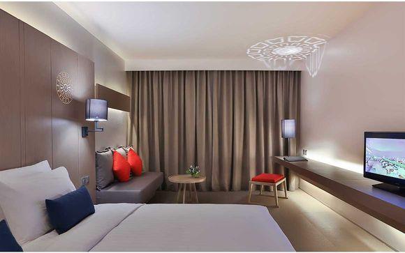 Poussez les portes de l'hôtel Yama Phuket 4*