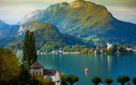 Rendez-vous... sur les rives du lac d'Annecy