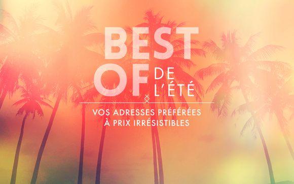 Best-of de l'été : vos adresses préférées à prix irrésistibles !